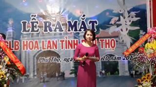[Binh Bonsai] Câu lạc bộ phong lan Phú Thọ – Lan Phi điệp 5 cánh trắng – lan long tu